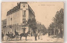 Hyeres - Avenue De La Gare -  CPA ° - Hyeres