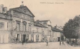 ***  24  ***  MAREUIL LA MOTTE Sur BELLE Hotel De Ville -  Timbrée Excellent état - Andere Gemeenten
