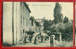 7434 - GRIGNY - RUE DU SABLON - Grigny
