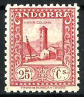 Andorra Española Nº 20d Nuevo. Cat.16,50€ - Spanish Andorra