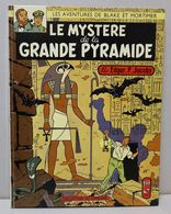 Blake Et Mortimer - Edgar P. Jacobs - Le Mystère De La Grande Pyramide Intégrale - E.O. - 1959 - Lombard - Blake Et Mortimer