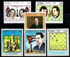 Cuba Nº 2864/9 En Nuevo. Cat.32,50€ - Costa Rica
