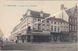 BERCHEM / PLACE DE LA STATION / PERFECT ALS NIEUW!! / Edit Librairie J Malo - Antwerpen