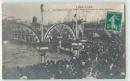 23687 - PARIS - LUNA PARK / LE DEBARCADERE DU WATER CHUTE ET LA GARE - Francia