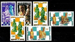Djibouti 3 Series Nuevas. Cat.20,50€ - Djibouti (1977-...)