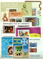 Area Francesa 9 HB En Nuevo - Stamps