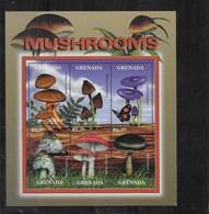 Serie De Grenada Nº Yvert 3699/04 ** SETAS (MUSHROOMS) - Grenada (1974-...)