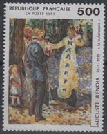 Artistique 1991, N°2692** - France