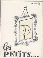 Illustrateur LASSALVY - Carte Double - LES PETITS... Vont Bien - CP SANS N° - Lassalvy