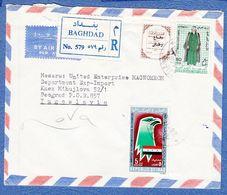 Iraq To Yugoslavia Airmail - Iraq