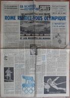 Jeux Olympiques 1960 à Rome. - Desde 1950