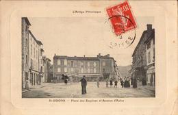 SAINT GIRONS  Cpa Ariege  09 - Saint Girons