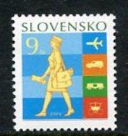 SLOVAKIA 2004 Stamp Day MNH / **.  Michel 503 - Ungebraucht
