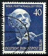 Berlín Nº 113 Usado. Cat.25€ - Used Stamps