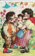 Egel Familie - Illustrateurs & Photographes