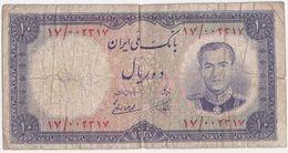 Iran P 68 - 10 Rials 1958 - Fine - Iran