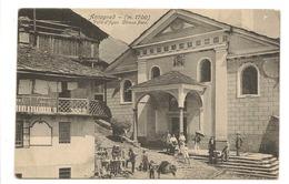 ANTAGNOD - VALLE D' AYAS - CHIESA PARROCCHIALE - Aosta