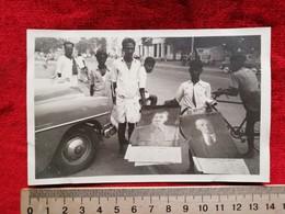 India Chennai(Madras) Merchants Soviet Propaganda Calendar Lenin Stalin 1958 - Places