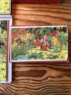 2 Puzzles Tintin - 2 Oude Kuifje Puzzels - Kuifje
