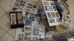 Destockage 24 Kgs De Cartes Postales Toutes époques Et Toutes Provenances. Port 29 Euros OFFERT (pour La France) !!! - Postcards