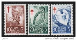 1956 Finland Semi-Postal Stamps Tub, Complete Set  **. - Finland