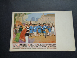 """Publicité ( 34 ) Reclame  Assurances  """" La Royale Belge """" - Reclame"""