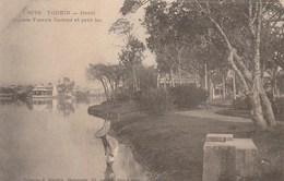Tonkin -hanoi -  Square François Garnier Et Petit Lac - Vietnam