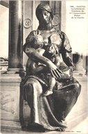 FR44 NANTES - Vasselier 1906 - La Cathédrale - Tombeau Du Gral Lamorcière - Statue De La Charité - Belle - Nantes