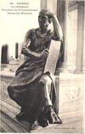 FR44 NANTES - Vasselier 1905 - La Cathédrale - Tombeau Du Gral Lamorcière - Statue De L'Histoire - Belle - Nantes