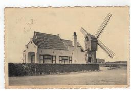 Wenduine  Le Moulin De Molen - De Haan