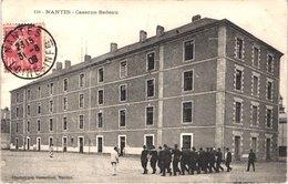 FR44 NANTES - Vasselier 150 - Caserne Bedeau - Animée - Belle - Nantes