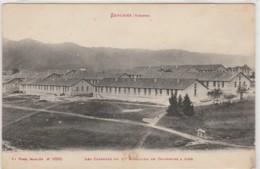 32285 - SENONES - LES CASERNES DU 1ER BATAILLON DE CHASSEURS A PIED - Senones