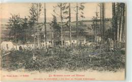 32477 - ORTHOMONT - LA GUERRE DANS LES VOSGES / ENVIRON DE SENONES / UN COIN DU VILLAGE D - France