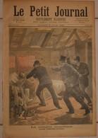 Le Petit Journal. 3 Juin 1893. Le Complot Anarchiste. Une Arrestation. Rosa Bonheur Dans Son Atelier. - Livres, BD, Revues