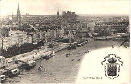 FR44 NANTES - La Belle - Belle - Nantes