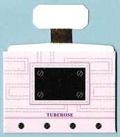 CARTE  DANS ETUI : G. VERSACE  TUBEROSE  - VOIR PHOTOS - Cartes Parfumées