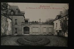 Anderlues - Le Chateau De M Le Baron De Molenbaix - Anderlues