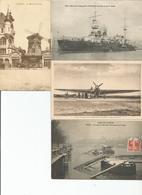 LOT  50  CARTE CPA - 5 - 99 Postkaarten