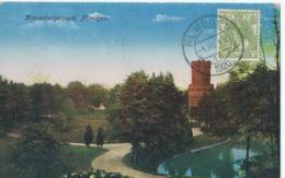 Nijmegen - Kronenburgpark - Uitg. A.A. V/d Borg - 1920 - Nijmegen