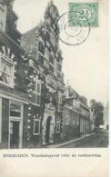 Enkhuizen - Weeshuisgevel Voor De Verbouwing - Uitg. A. Egmond - Enkhuizen