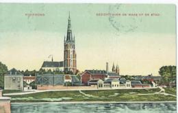 Roermond - Gezicht Over De Maas Op De Stad - J.H. Schaefer Kunstchromo No 463 - 1912 - Roermond