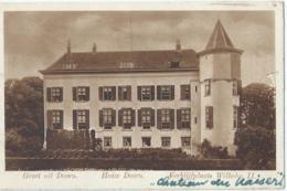 Doorn - Groet Uit Doorn - Huize Doorn - Verblijfplaats Wilhelm II - Uitg. Nauta & Zoon A 2464 - 1930 - Doorn