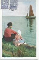 Volendam - Zomerdag Aan De Zuiderzee - D.B.M. 29 - 1926 - Volendam