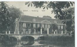 Zeist - Slotbrug - 6306 - Uitg. Nauta - 1913 - Zeist