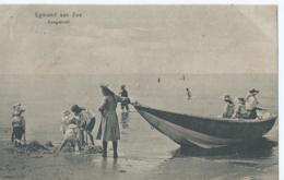 Egmond Aan Zee - Zeegezicht - Uirg. Wed. H.J. Belleman, Egmond Aan Zee - 1913 - Egmond Aan Zee