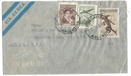 COVER CORREO AEREA - ARGENTINA - BUENOS AIRES - KOLN - ALEMANIA. - Argentina