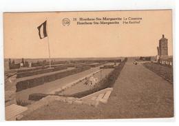 Sint-Margriete-Houtem 28 Houthem-Ste-Marguerite Le Cimetière  Houthem-Ste-Marguerite Het Kerkhof - Tienen