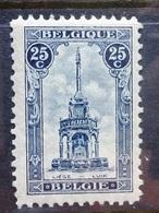 BELGIE  1919    Nr. 164   Postfris **  CW  11,50 - Neufs