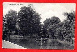 Grez-Doiceau. Les étangs. Barque. 1914 - Grez-Doiceau