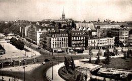 44 NANTES PLACE DE LA DUCHESSE ANNE ET BOULEVARD FRANKLIN-ROOSEVELT - Nantes